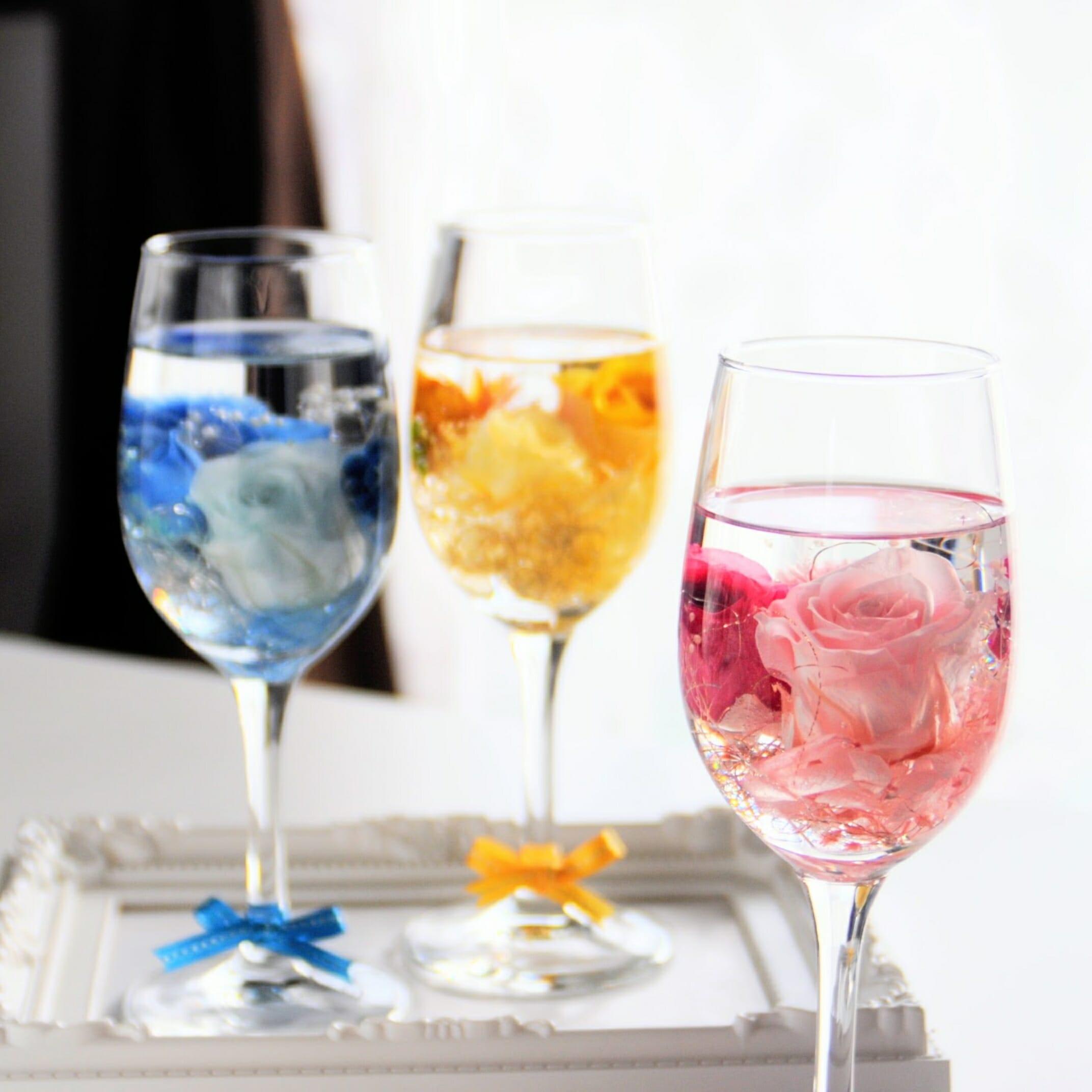 フラワーグラス