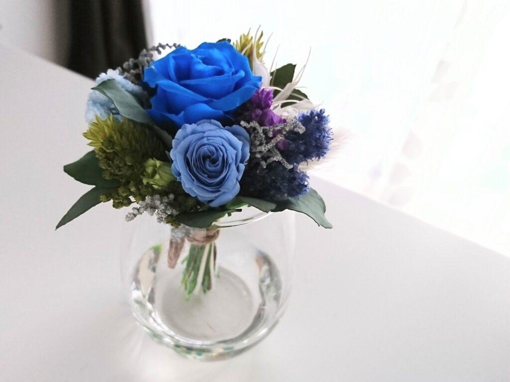 初夏を感じる花束ワークショップ